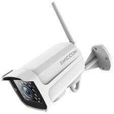 Outdoor Security Camera, 1080P WiFi Camera Wireless Surveillance Cameras, Ip Cam