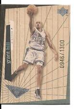 1998-99 UPPER DECK HIGH COURT - GRANT HILL - 946/1300