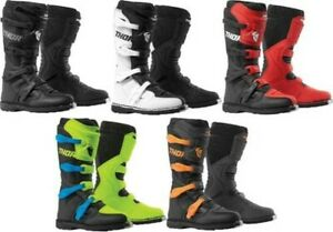 Thor Blitz XP Boots Offroad Riding MX ATV boots Adult Youth All Sizes & Colors