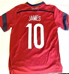 COLOMBIA jersey maillot maglia camiseta JAMES