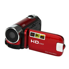 "2.7"" TFT LCD CMOS HD 1080P 16M 16X Zoom Digitale Telecamera Video Camera DV"