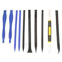 10 in1 Mobile Repair Opening Tools Kit Set Pry Screwdriver For iPhone Cell Phone