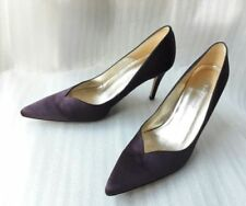 L.K. Bennett Stiletto Satin Patternless Heels for Women