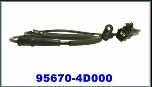 Genuine ABS Wheel Speed Sensor Fr LH 956704D000 for Hyundai kia Sedona Entourage