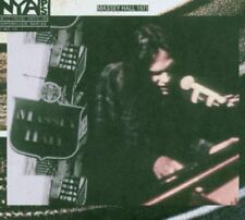 NEIL YOUNG LIVE AT MASSEY HALL 1971 CD NEW+DVD CD NEW