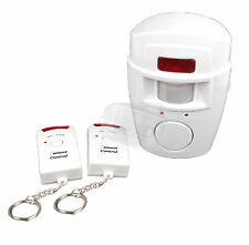 motion detector alarm security house shed caravan sensor movement wireless pir