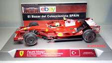 1:18 MODIFIED 2008 Ferrari F1 F2008 F. Massa TURKISH GP - HW - 3L050