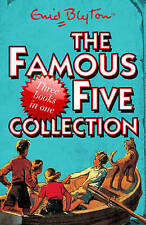 The Famous Five Collection 1: Books 1-3 by Enid Blyton (Paperback, 2012)