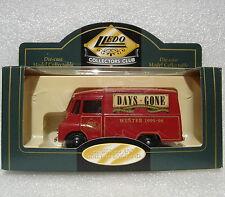 Lledo: Days Gone Model: 1959 Morris LD 150 Van: CLUB WINTER 1995/1996 : DG71008a