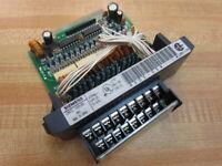 REPAIRED TEXAS INSTRUMENTS 305-05N INPUT MODULE 24VDC 30505N