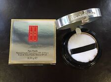 Elizabeth Arden Mineral Powder Foundation SPF20 # Pure Finish 09 New In Box