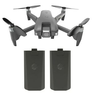 NEW  Vivitar VTI Phoenix Foldable Drone w/ Camera, GPS, WiFi, Fllw Me, 2 xtra 🔋
