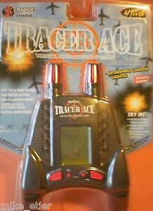 Tracer Ace Handheld LCD Game (Radica, 1997) New in package