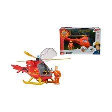 Simba Toys 109251661 Feuerwehrmann Sam Helikopter mit Figur