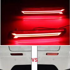 Rear Bumper decoration lamp led brake light for Suzuki Vitara Escudo 2016-2018