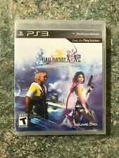 Final Fantasy X/X-2 Hd Remaster Sony PlayStation 3, 2014 Ps3 Game New Sealed