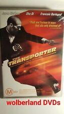 The Transporter [ DVD ] BRAND NEW & SEALED, Region 4, FREE Next Day Post