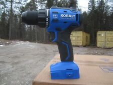 """Bare Tool, Kobalt KDP 524B-03 1/2"""" Brushless Drill Driver 24V Li-Ion"""