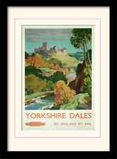 Yorkshire Dales 2 Framed & Mounted Print