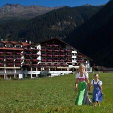 5 Tage Reise im 4* Hotel im Kaunertal Tirol Wandern Bike Ski Urlaub inkl. HP