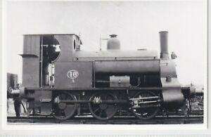 M&GN  LOCOMOTIVE NO 16A  AT MELTON CONSTABLE 1932 RP