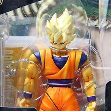 Bandai Dragon Ball Z Super Saiyan Son Goku Hybrid Action Figure Anime JAPAN