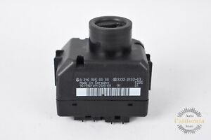 10-13 Mercedes W221 S550 CL600 Ignition Switch Module 2169050000 OEM