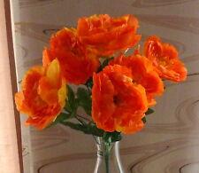Blumenstrauß Frühlingsstrauß Pfingststrauß  Pfingstrosen Peonien  orange