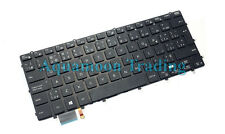 F6N3V Dell XPS Inspiron 15 7558 7568 Laptop Backlit French Keyboard CHVD9 GDT9F