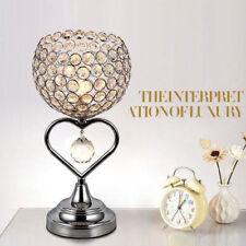 Modern Crystal Table Lamp Bedroom Lights Bedside lamp Desk light Lamp H