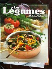 Les légumes par Christian Teubner / vegan / végétarien.