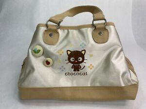 2005 Sanrio Chococat Purse Bag Cream Tan Pre-Owned