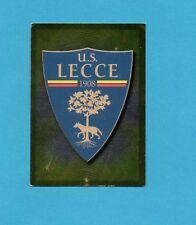 PANINI CALCIATORI 2010-2011-Figurina n.289- SCUDETTO/BADGE-LECCE -NEW