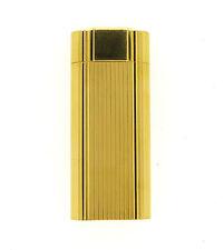 Cartier Paris Mini Gold Blason Vertical Lighter