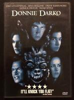 Donnie Darko (DVD, 2002) Jake Gyllenhaal, Drew Barrymore, Patrick Swayze