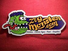 Zug Monster Sticker Decal