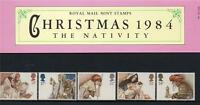 GB 1984 CHRISTMAS PRESENTATION PACK NO 157