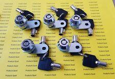 16 Keyed alike NonRetaining 5/8 Tubular Cam Lock RV Camper Drawer Cabinet Tool