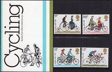 GB: QEII :1978 Cycling Royal Mail - Presentation Pack 103