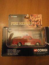 Corgi Fire Heroes 1951 Seagrave 70th Anniversary Pumper San Francisco CS90012