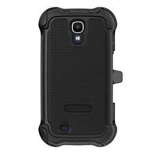 Samsung Galaxy S4 Ballistic SX1159-A065 MAXX Case with Holster - Black