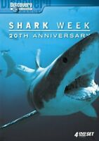 Shark Week: 20th Anniversary Collection [DVD]