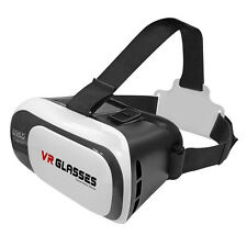 VR BOX Virtual Reality Video 3D Brille 360° Panorama Filme Games für Smartphones