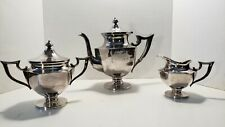 Standard Silver Company of Toronto Tea Set