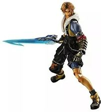 FINAL FANTASY X PLAY ARTS. No. 1 Tidus, PVC painted action figure)For Collection