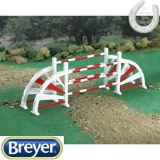 Breyer Traditional – Show Jumping Oxer – 1:9 scale