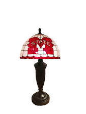 Mississippi State University Stained Glass Desk Lamp