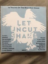 Various ‎– Let Uncut Shake (14 Tracks Of The Best New Music) [Uncut CD]