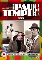 The Paul Temple Black and White Collection [DVD][Region 2]