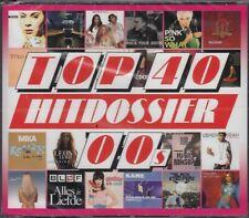 Top 40 Hitdossier 00's 5 CD Set incl: Anouk, Katie Melua, Ilse DeLange, Blof